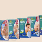 Pampers Active Baby 5ка - 34 шт\полпачки либо поштучно по 6 грн