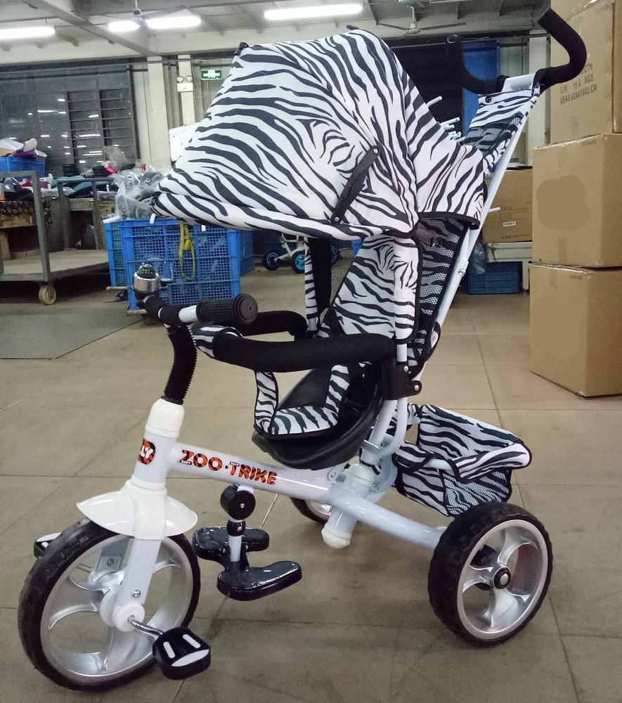 Велосипед трехколесный Tilly-zoo фото №1