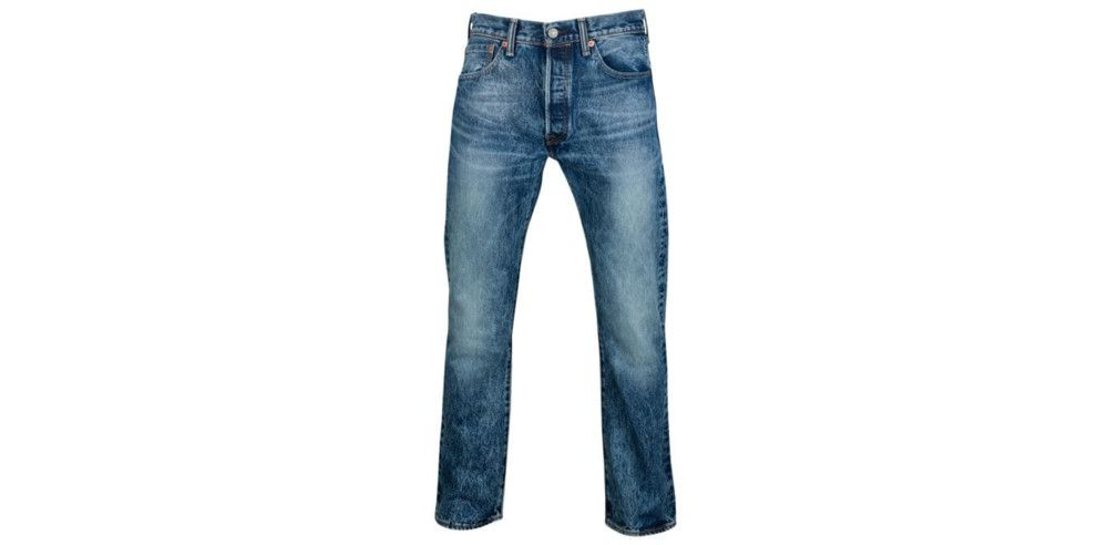 Левис levis men 501 original fit - wired фото №1