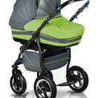 Детская универсальная коляска 2 в 1 Mars, Trans baby