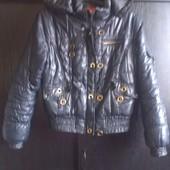 куртка M-L теплая