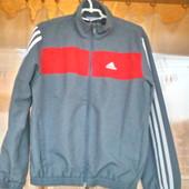 Летняя спортивная кофта на 10 лет ( 140)  Adidas оригинал