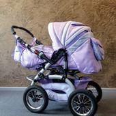 Детская коляска-трансформер Prado, Trans baby