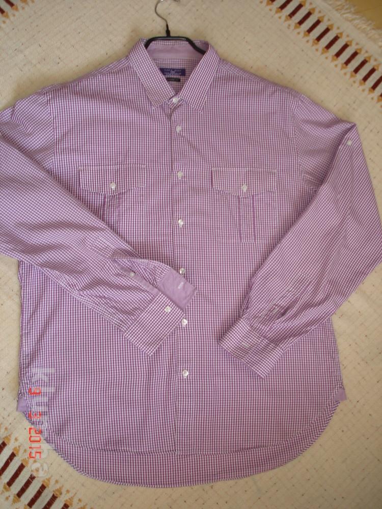 Рубашка сорочка мужская Zara , XL фото №1
