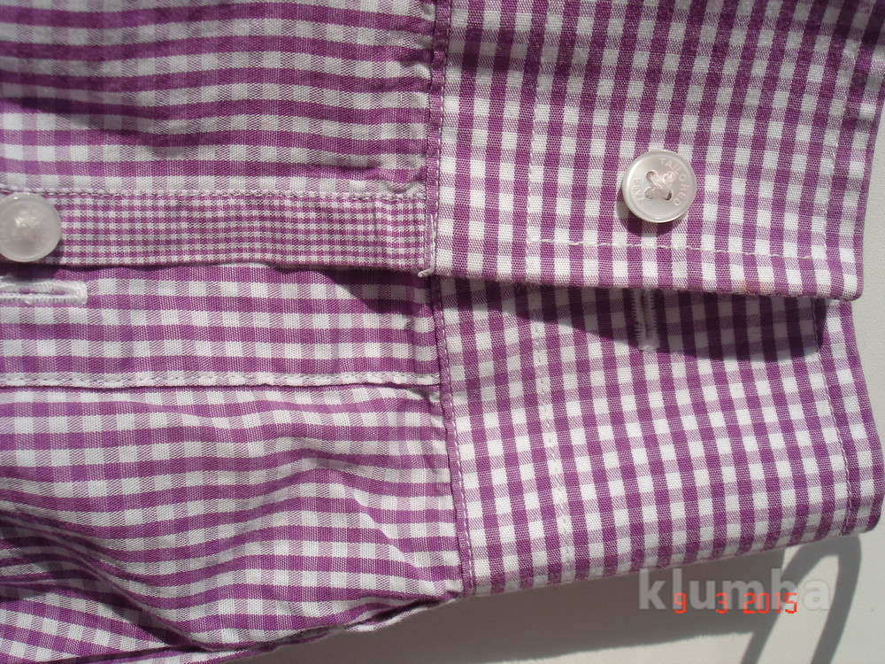 Рубашка сорочка мужская zara , xl фото №6