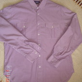 Рубашка сорочка мужская Zara , XL