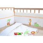 Постельный комплект Mioo Safari цвет: зеленый (PK 6 S)