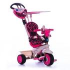 Трехколесный велосипед 4 в 1 Smart Trike Dream розовый.