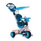 Трехколесный велосипед Smart Trike Dream 4 в 1 голубой.