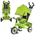 Детский велосипед Bambi М 5363-2-3 EVA Foam, зеленый