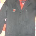 Пальто, драп, пальто, мальчика, демисезон, ветровка, школьное, пальто