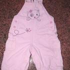 много штанишек на малышей от 3 мес до 6 лет