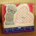 Будильник часы настольный Мишка Teddy.