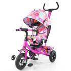 Яркий трехколесный велосипед  Tilly Trike T-351. для стильных родителей