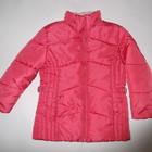 Курточка теплая для девочки на рост 110 см (Palomino)