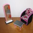 мебель для кукол по типу барби