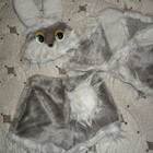 костюм зайчика сірого (костюм зайчика серого) ПРОКАТ