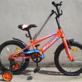 Велосипед двухколесный Flash 18 0046, T-21842, T-21841