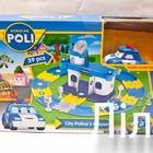 """Полицейский участок-гараж   """"Робокар Поли"""" XZ-150,новый"""