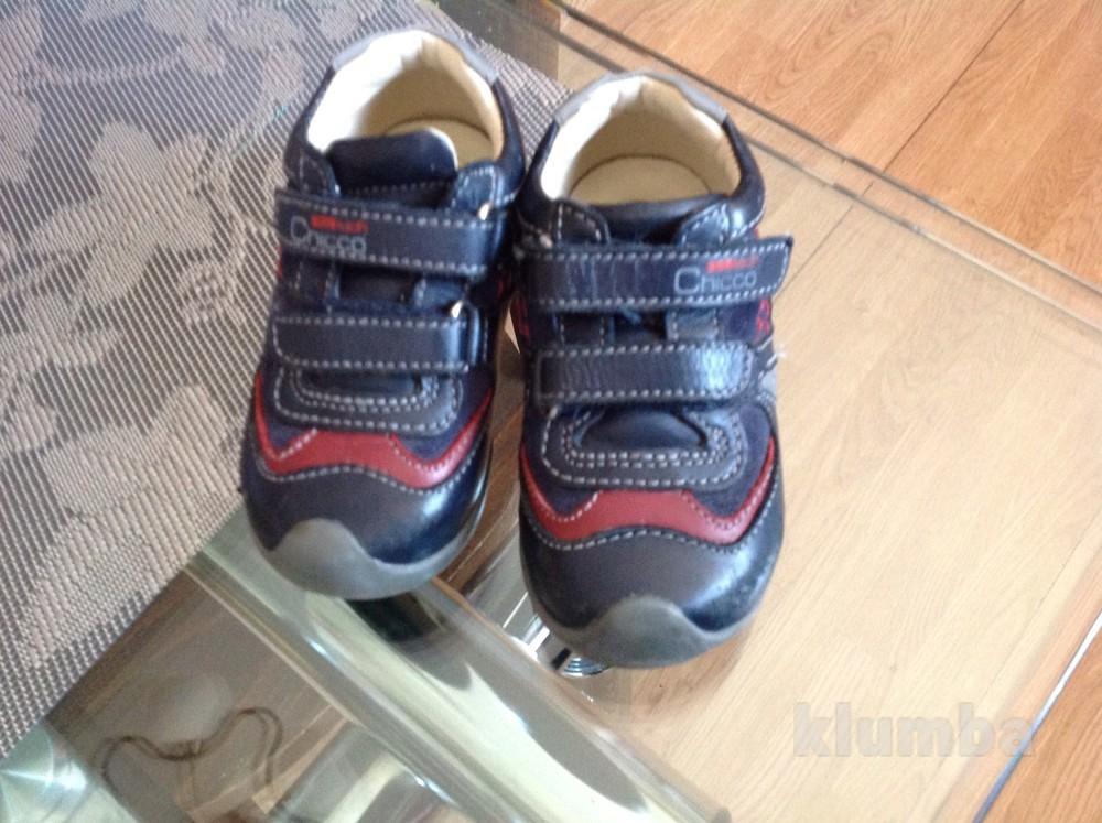 Детская обувь, кросовки, блтинки chicco 22 размер фото №1