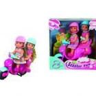 Куклы Эви Веселое путешествие на скутере от Simba