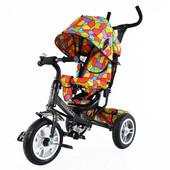 Трехколесный велосипед Tilly Trike T-351- 1. супер качество и цена