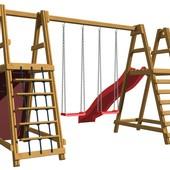 Детские игровые комплексы площадки SB-5