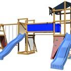 Детские игровые комплексы,детские игровые площадки  SB-12