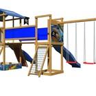 Детские площадки для дачи,детские комплексы SB-13