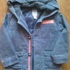 Детское демисезонное пальто на мальчика Oldnavy