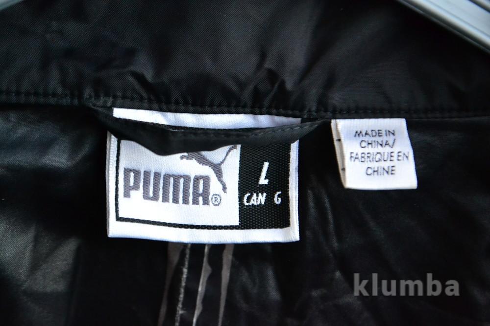 Ветровка дождевик puma р. l оригинал фото №1