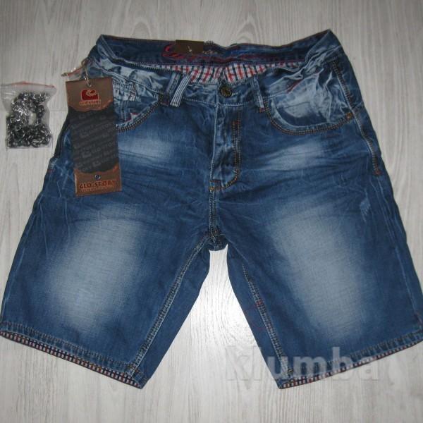 Шорты джинсовые Glo-Story, р.29-31 фото №1