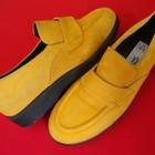 Туфли лоферы New Fast нубук 37 размер