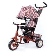Зоо Трайк Тилли велосипед трехколесный Tilly zoo-trike bt-ct-0005