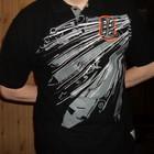 Фірмова стильна тениска олимпийка футболка .Jam-Reisen.XL.