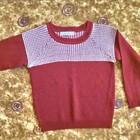 Оригинальный свитерок ( реглан) для девочки 3-4 года ( 98 -104)  M&Co