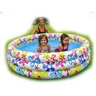 Бассейн надувной Интекс детский 168*41 см 56440.Большой выбор  бассейнов, супер цены