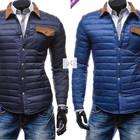 Мужская стеганная модная весенняя куртка