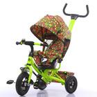 Велосипед трехколесный Tilly Trike T-351-4  с надувными колесами