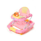 Ходунки Tilly 6220SY Pink с качалкой