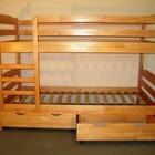 Деревянные друхъярусные кровати опт, от производителя