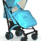BabyHit. Коляска трость Rainbow (D200) - blue