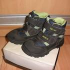 Детские деми ботиночки DEI tex