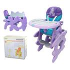Стульчик-трансформер tilly Premier HC-0010 2в1 Purple