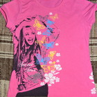футболка для девочки р.116