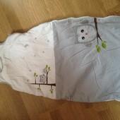 First wish спальный мешок / спальник/ одеяло 6-18 мес