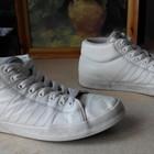 №1137 Кроссовки Adidas 42-43 КожА