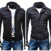 Ветровка мужская ,спортивная мужская куртка ,парка мужская