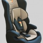 BabyHit. Автокресло Log's seat - grey blue - (1/2/3)