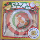 Новогодний набор Cookies for Santa Kit